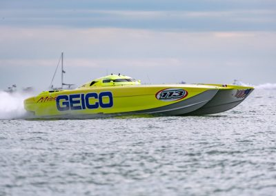Miss GEICO Offshore Race Team